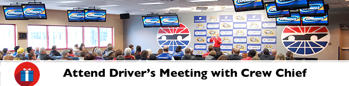 Driver meeting holiday slider